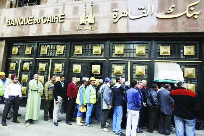 Egypt Limits Bank and ATM Withdrawals Citing Rampant Cash Outflow and Coronavirus Fears