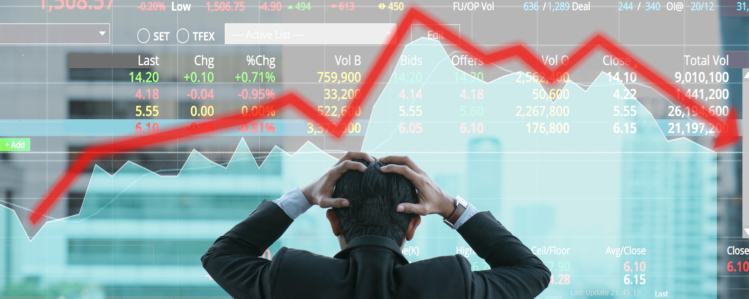 Market Update: Global Economy Jolts Bitcoin, Overall Crypto Cap Loses $50B