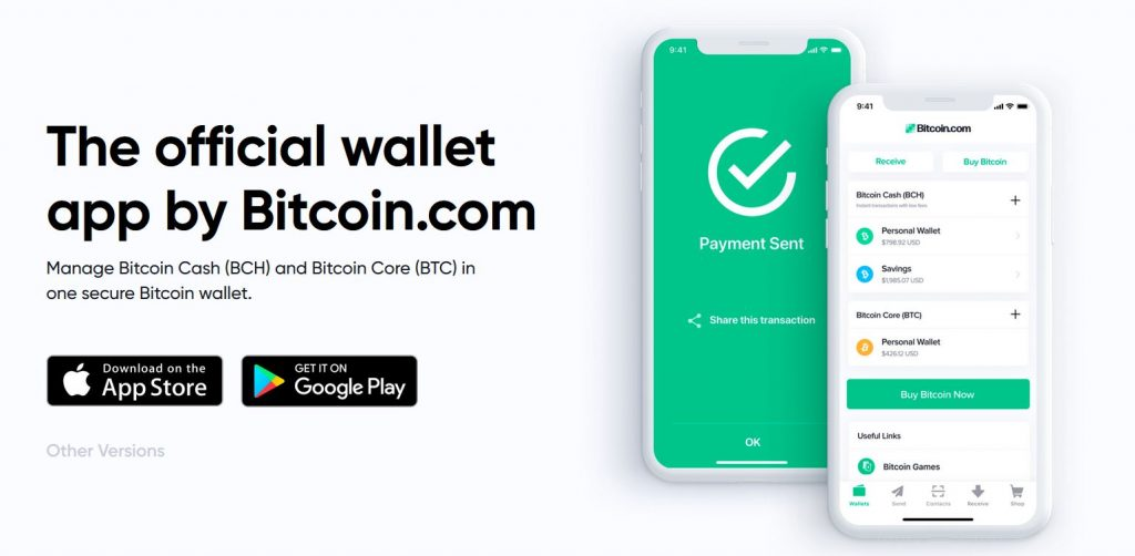 Bitcoin.com Wallet App Marks Over Five Million Wallets Created