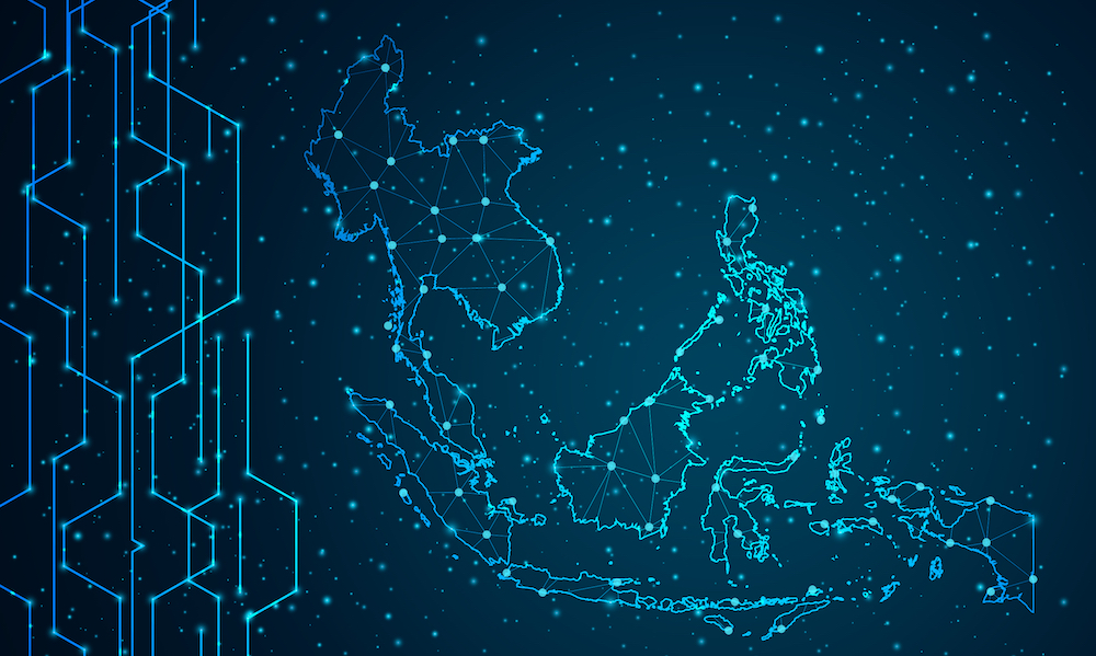Asia's Love Affair With Blockchain Is Blossoming