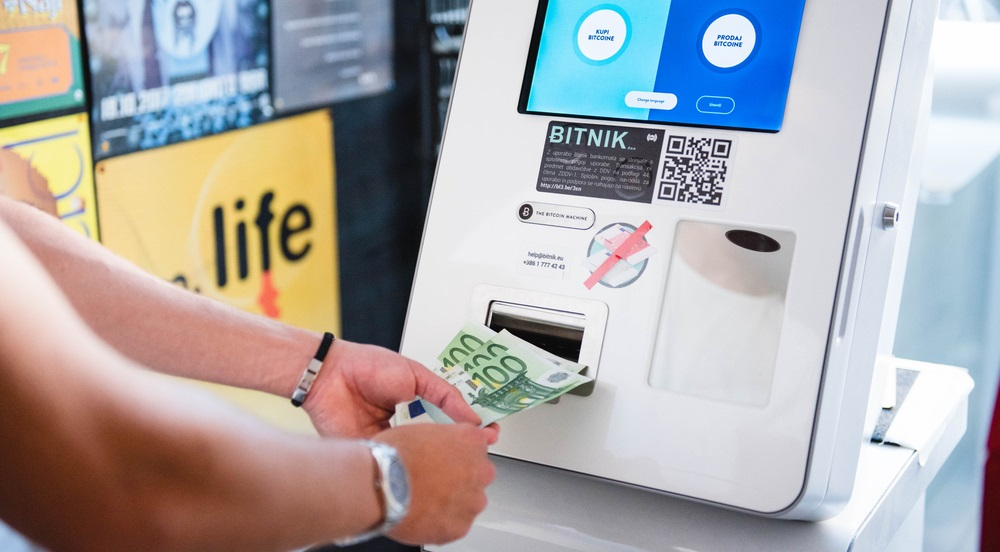 Sending Cash to Friends and Family Through Bitcoin ATMs Is Safer Than Crowding Bank Offices During Pandemic