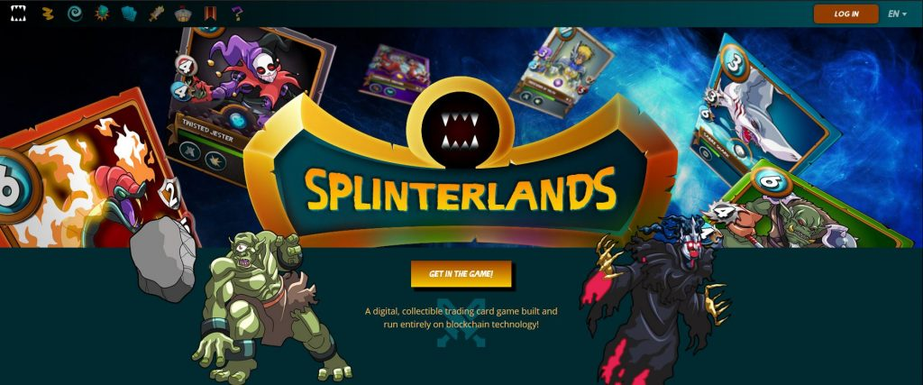 Bitcoin.com Exchange to Sponsor Decentralized Collectible Card Game Splinterlands