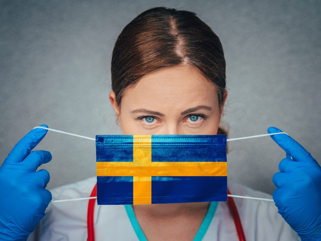 Sweden's 'Lagom' Response to Coronavirus: No Masks, Keep The Economy Going With a