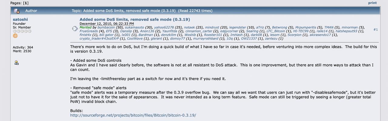 Craig Wright Claims Satoshi Nakamoto 'Never Used Bitcointalk' to Communicate