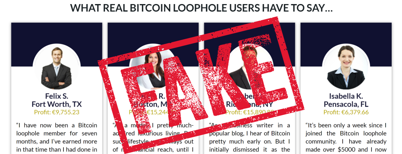 Bitcoin Loophole: Wanna Make $13K Today? This Crypto Trading App Is a Scam
