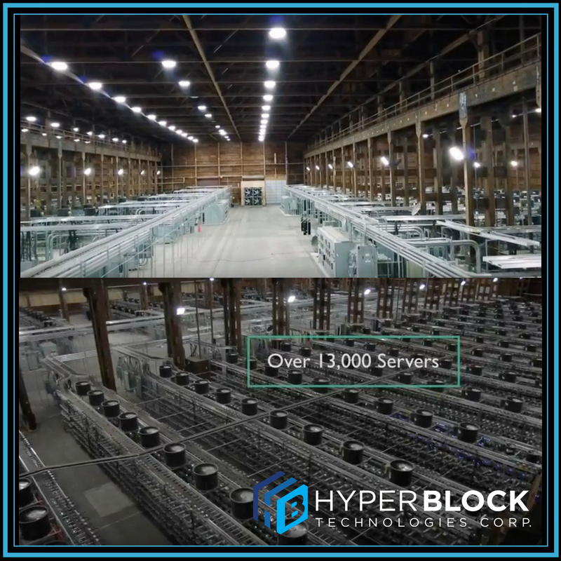 Hyperblock Bitcoin Mining Servers and Datacenter Infrastructure to Be Auctioned off in Public Sale