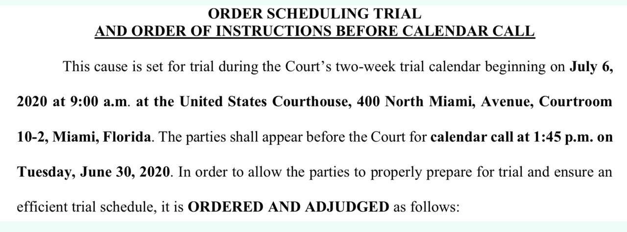 Jury Trial Scheduled for Billion Dollar Bitcoin Lawsuit Against Craig Wright