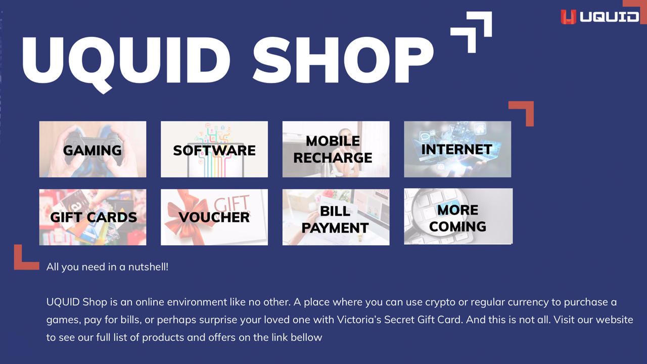 Crypto Firm Uquid Launches Marketplace- 30,000 Digital Products, Bitcoin Cash Support