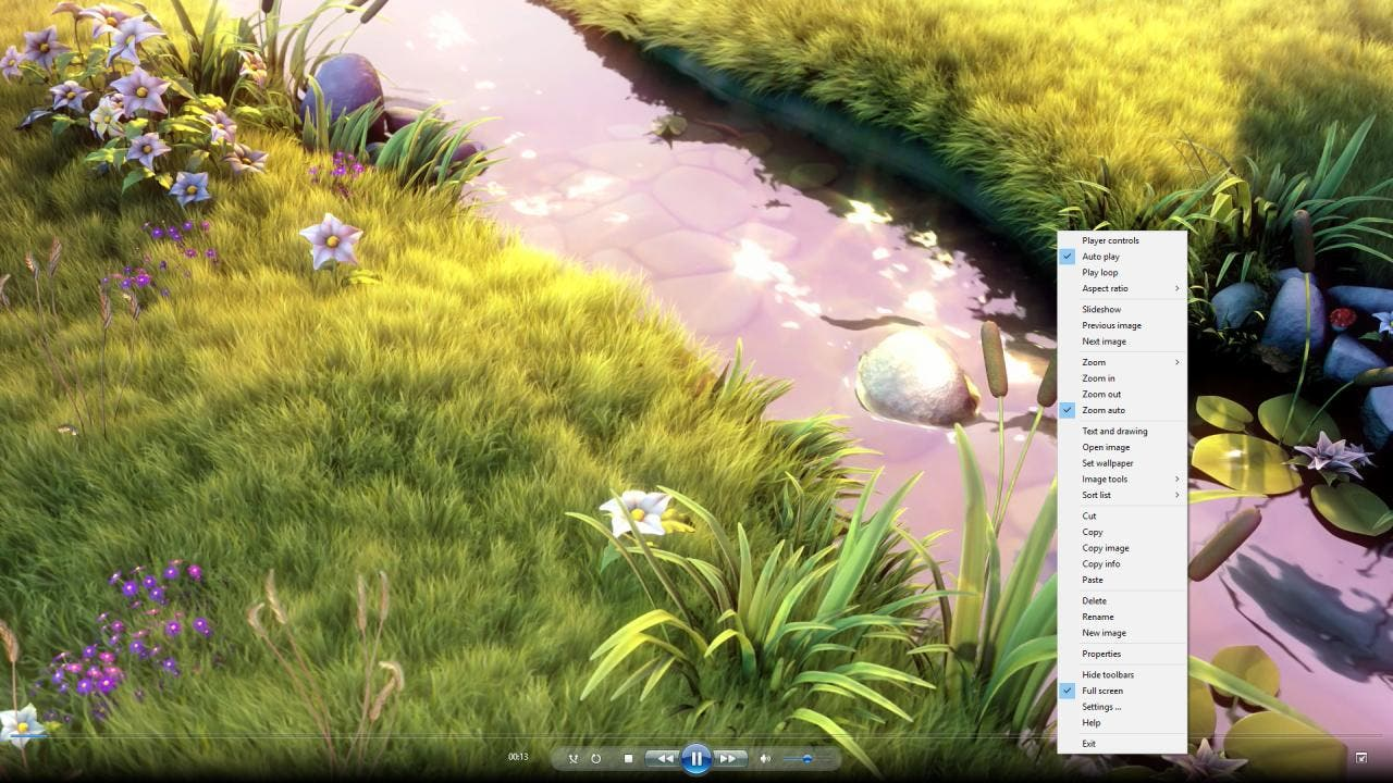 XlideIt Image Viewer - video player