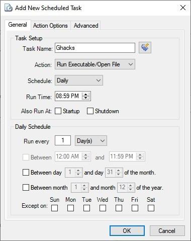 TaskRunner example