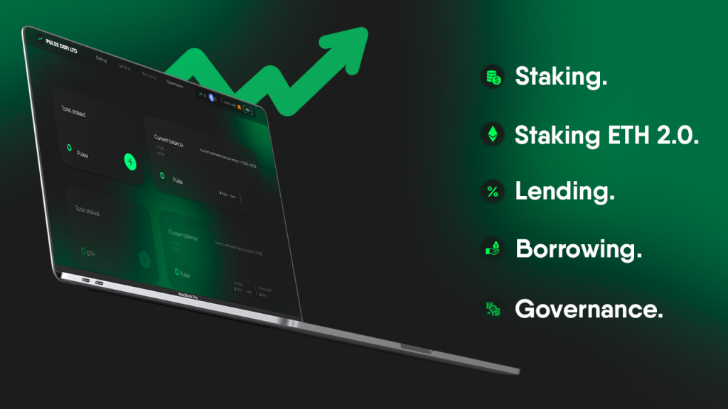Pulse DeFi LTD Provides a Full Range of Financial Services, With Decentralization at the Forefront